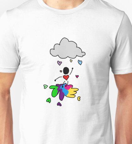Puddle of love!  Unisex T-Shirt