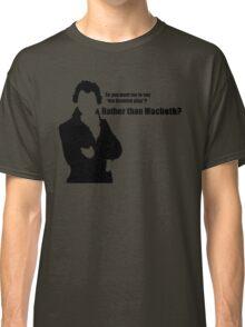 The Scottish Play Classic T-Shirt