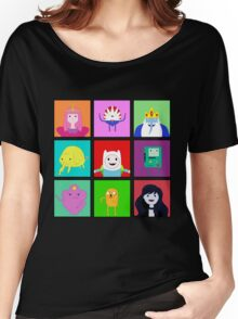 Adventure Time Portraits! Women's Relaxed Fit T-Shirt