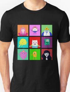 Adventure Time Portraits! Unisex T-Shirt
