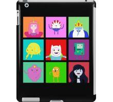 Adventure Time Portraits! iPad Case/Skin