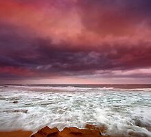 Evening Storm - Barwon Heads by Hans Kawitzki