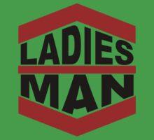 Ladies Man Kids Tee