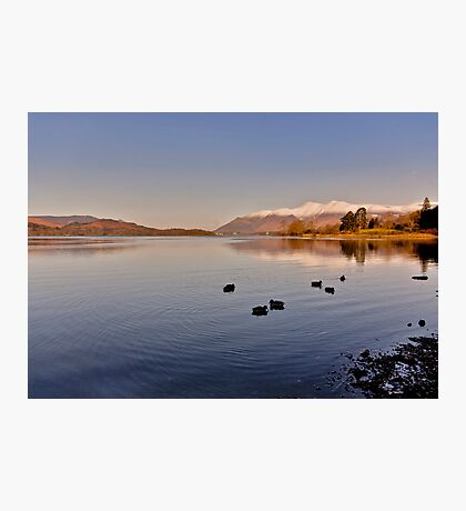 Derwentwater Lake District Photographic Print