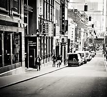 Side Street by Christine  Wilson Photography