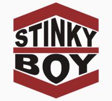 Stinky Boy One Piece - Long Sleeve
