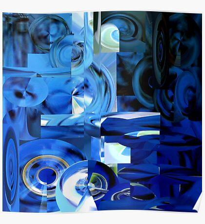 Blue dream. V Poster