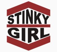 Stinky Girl One Piece - Short Sleeve