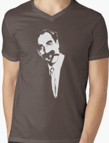 Groucho Mens V-Neck T-Shirt