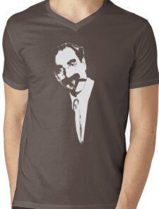 Groucho Mens V-Neck T-Shirt