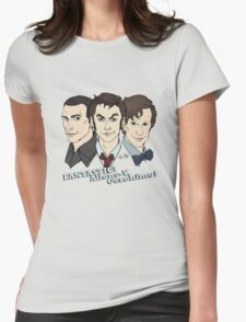 New Who Doctors: FANTASTIC! Allons-Y, Geronimo! T-Shirt