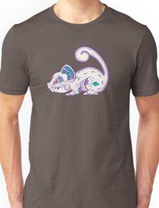 Rattata Pokemuerto | Pokemon & Day of The Dead  Unisex T-Shirt