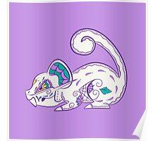 Rattata Pokemuerto | Pokemon & Day of The Dead  Poster