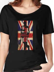 Mycroft (flag3) Women's Relaxed Fit T-Shirt