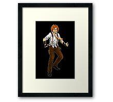 Steampunk Ron Weasley Framed Print