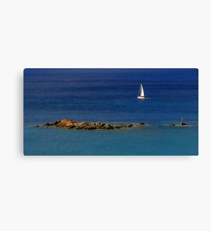 Nautical Panorama ~ Part Two Canvas Print
