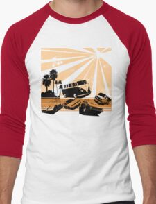 VW Festival Men's Baseball ¾ T-Shirt