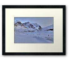 Whiteness II Framed Print