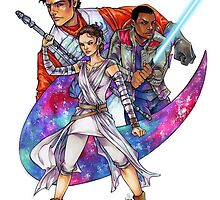 TFA - The Big Three by lornaka