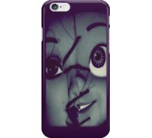 Miss 2Face Up Close iphone iPhone Case/Skin