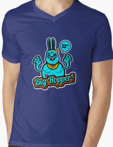 Big Hopper! Mens V-Neck T-Shirt