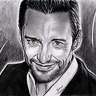 Hugh Jackman by jos2507