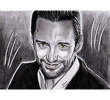 Hugh Jackman Photographic Print