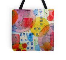 More Watercolor Fun! Tote Bag