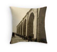 Malta 10 Throw Pillow