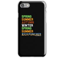 Six Seasons and a Movie iPhone Case/Skin
