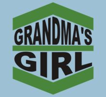 Grandma's Girl One Piece - Short Sleeve