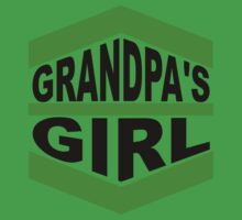 Grandpa's Girl Kids Clothes