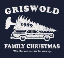 Griswold Family Christmas Shirt Kids Tee