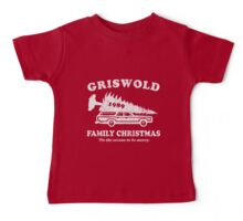 Griswold Family Christmas Shirt Baby Tee