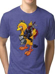 Final Sesame Street Tri-blend T-Shirt