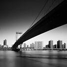 NYC: Manhattan Bridge by Nina Papiorek