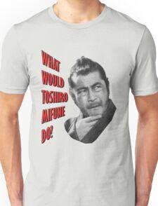 Toshiro Mifune Unisex T-Shirt