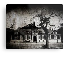 The mansion Metal Print