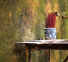 Prayers from Hoi An by mokeymoo