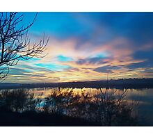 Best sunset ever seen x1 Photographic Print
