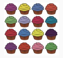 All the cupcakes Kids Clothes