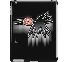 flying crow iPad Case/Skin