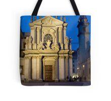 Church of Santa Cristina - Turin, Italy Tote Bag