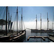 Tall Ships - Toronto Ontario Photographic Print