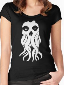 Misfit Cthulhu Women's Fitted Scoop T-Shirt