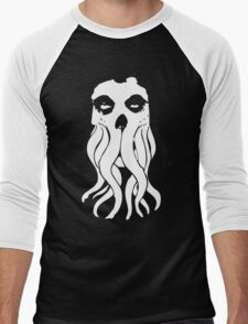 Misfit Cthulhu Men's Baseball ¾ T-Shirt