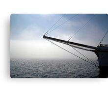 Ship Bow - Toronto Ontario Canvas Print