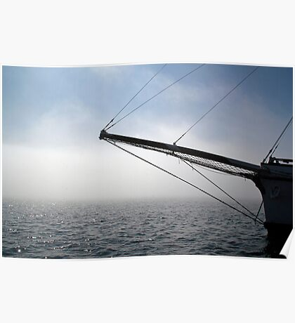 Ship Bow - Toronto Ontario Poster