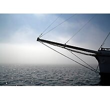 Ship Bow - Toronto Ontario Photographic Print