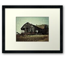 Abandonment Issues Framed Print